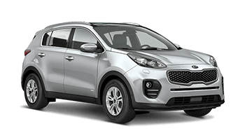 Kia Sportage - car rental Israel