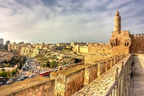 Jérusalem est la capitale d'Israël et la plus grande ville