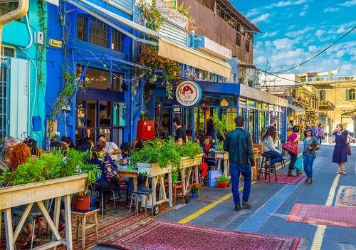 Tel Aviv ville qui ne dort jamais
